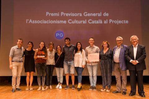 Ésdansa: premi Antoni Carné