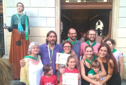 Ball de la Bola de la Festa Major de Sabadell
