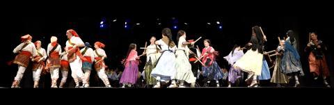 Una tarda de dansa dedicada a la música