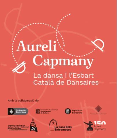 Aureli Capmany: la dansai i l'Esbart Català de Dansaires