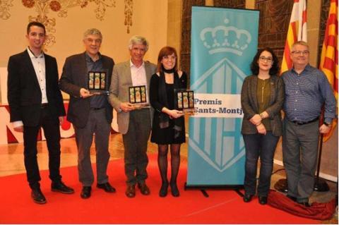 Premi Sants-Montjuïc 2016 a la innovació a l'Esbart Ciutat Comtal