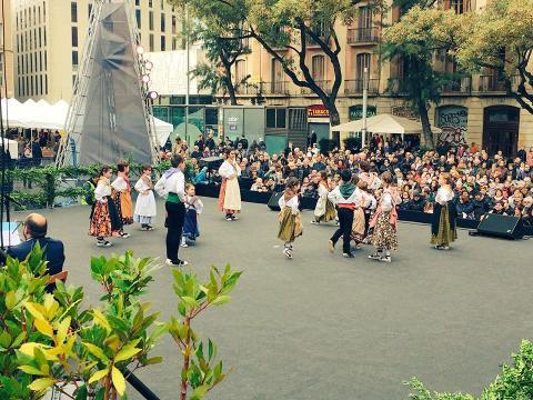 Dia Internacional de la Dansa - Dia de l'Associacionisme Cultural