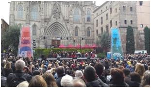 Santa Eulàlia 2016-Barcelona