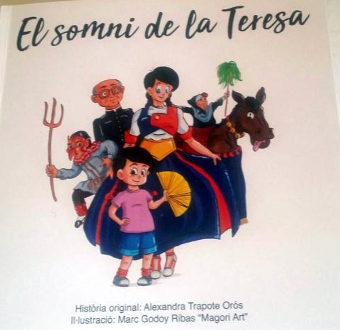 """Presentació del llibre """"El somni de la Teresa"""""""