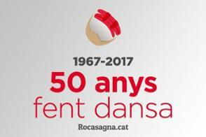 Esbart Rocasagna - 50 anys fent dansa