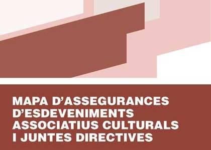 Mapa d'assegurances per a activitats culturals i associatives