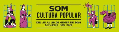 Inscripcions obertes al fòrum Som Cultura Popular 2018