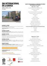 Programa Dia Internacional de la Dansa a Sabadell